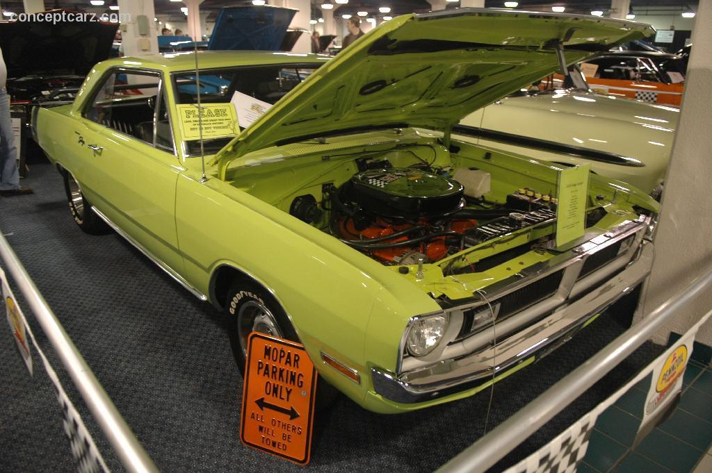 1970 Dodge Dart Conceptcarz Com