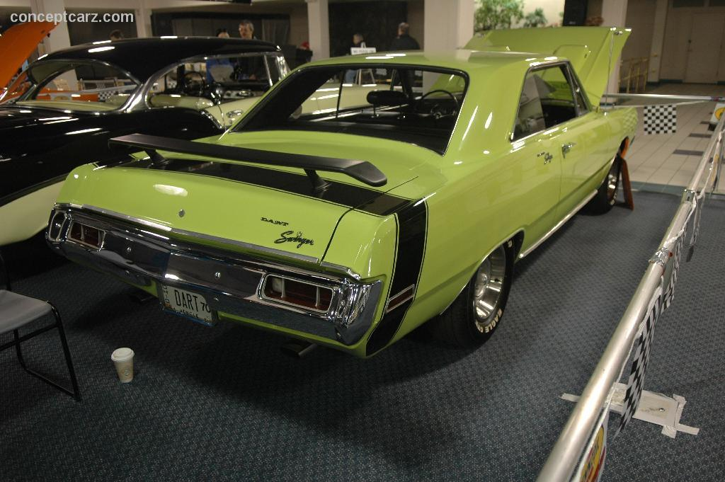 Auction Results And Sales Data For 1970 Dodge Dart