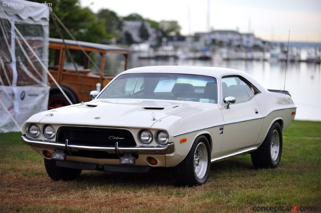 2014 Dodge Challenger For Sale >> Auction Results and Sales Data for 1972 Dodge Challenger