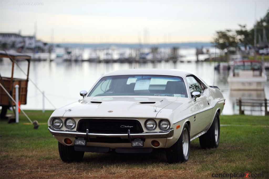 1972 Dodge Challenger History, Pictures, Value, Auction Sales, Research and News
