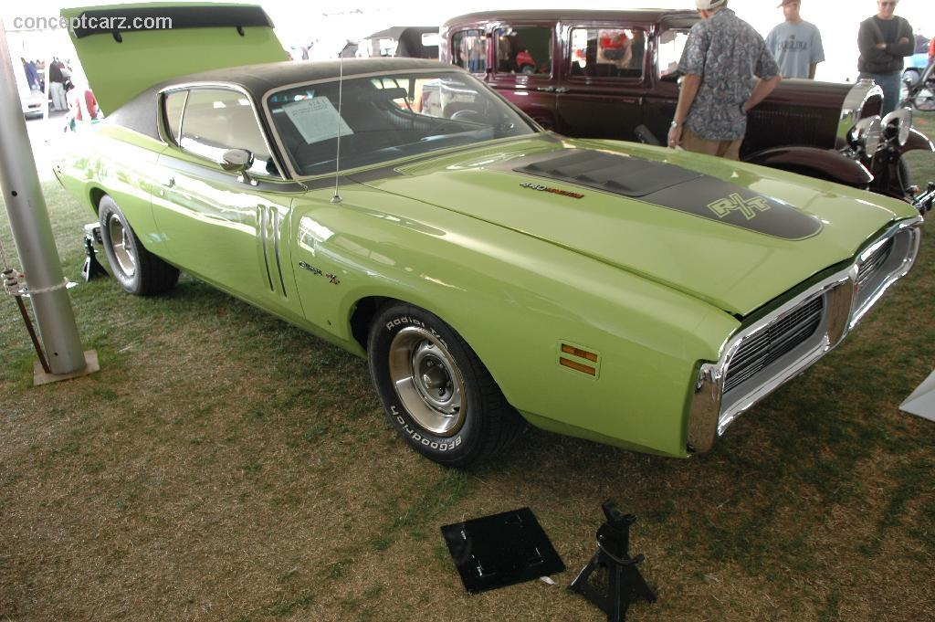 Auction Results And Sales Data For 1971 Dodge Charger