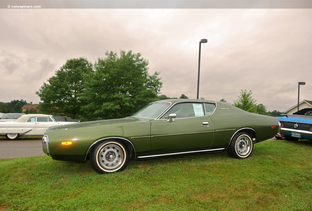 Auction Results And Sales Data For 1972 Dodge Charger