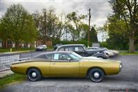 1972 Dodge Charger.  Chassis number WP29G2G125765