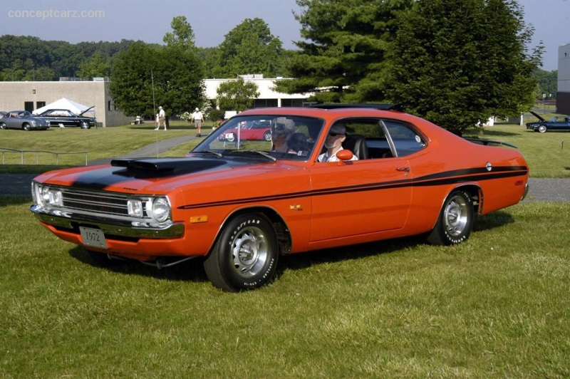 1972 Dodge Demon History, Pictures, Sales Value, Research and News