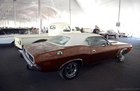1973 Dodge Challenger.  Chassis number JH23H3B473403