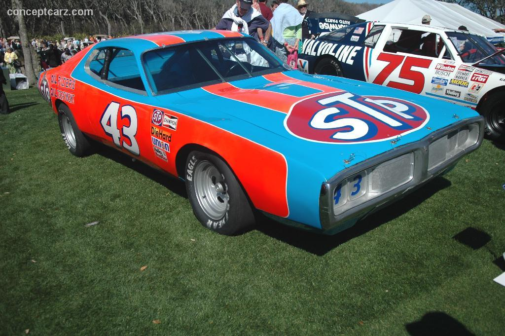 1974 Dodge Charger Nascar Pictures History Value
