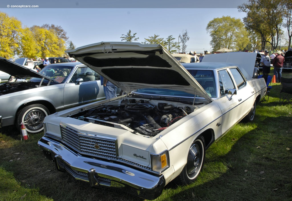 1976 Dodge Monaco History, Pictures, Value, Auction Sales, Research and News