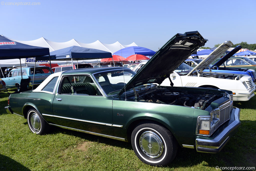 1978 Dodge Diplomat History, Pictures, Value, Auction ...