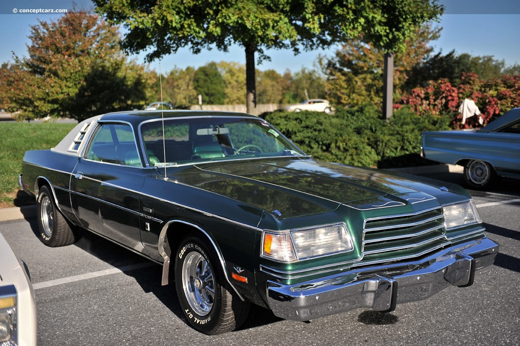 Auction Results And Sales Data For 1978 Dodge Magnum
