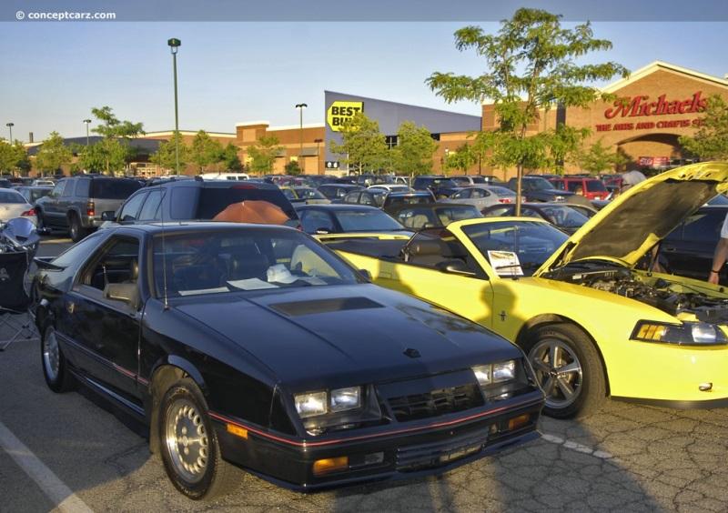 Dodge daytona 1984