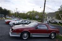 1984 Dodge Daytona Turbo.  Chassis number 1B3BA64EXEG209132