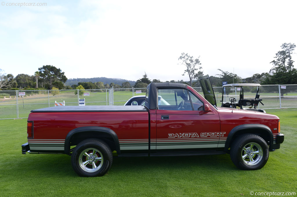 Auction Results and Sales Data for 1989 Dodge Dakota