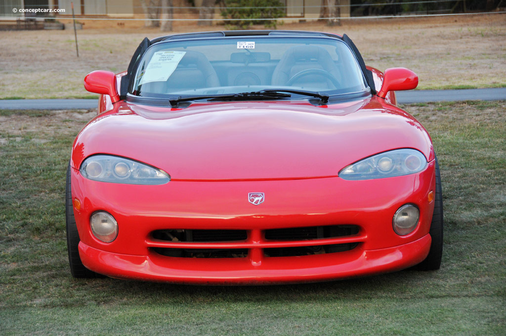 auction results and data for 1994 dodge viper. Black Bedroom Furniture Sets. Home Design Ideas
