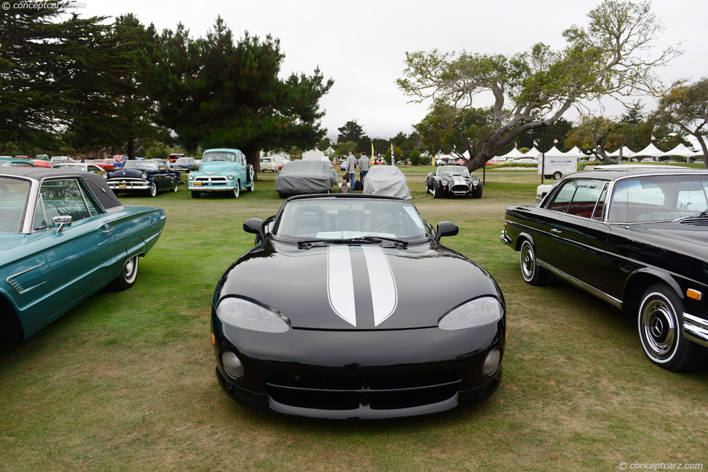 Auction Results And Sales Data For 1996 Dodge Viper