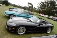 1996 Dodge Viper.  Chassis number 1B3BR65E3TV100074