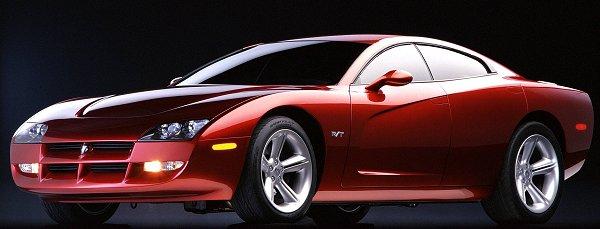 1999 Dodge Charger R/T Concept thumbnail image