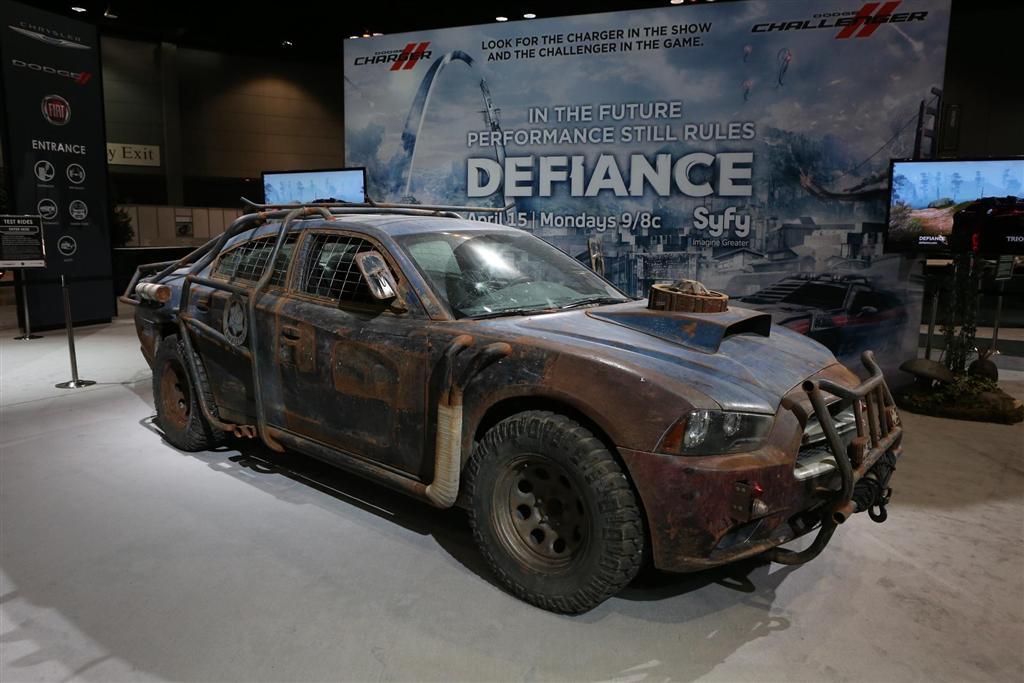 2013 Dodge Charger Defiance