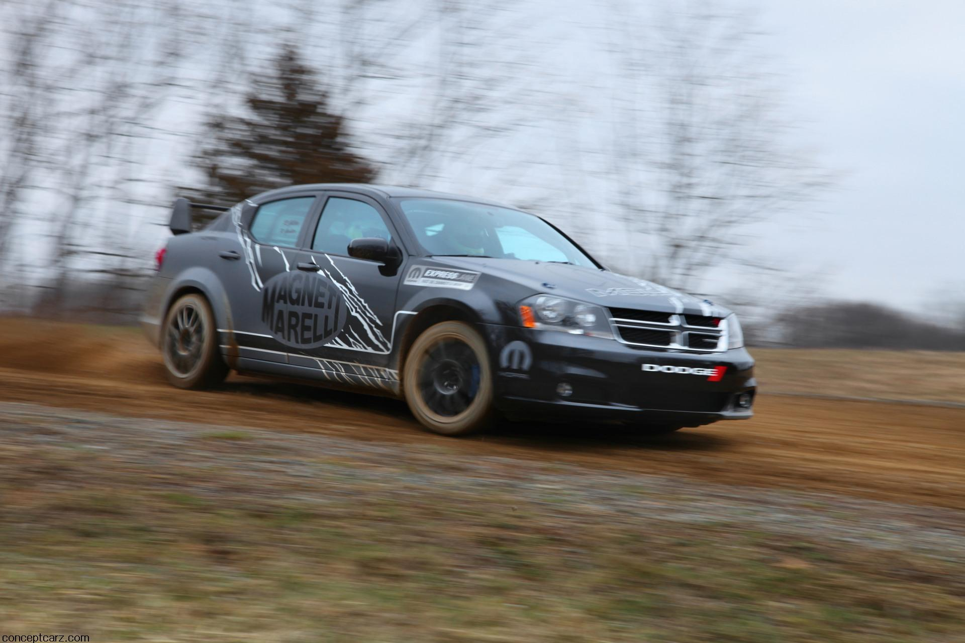 Dodge Avenger: Autostick — if equipped