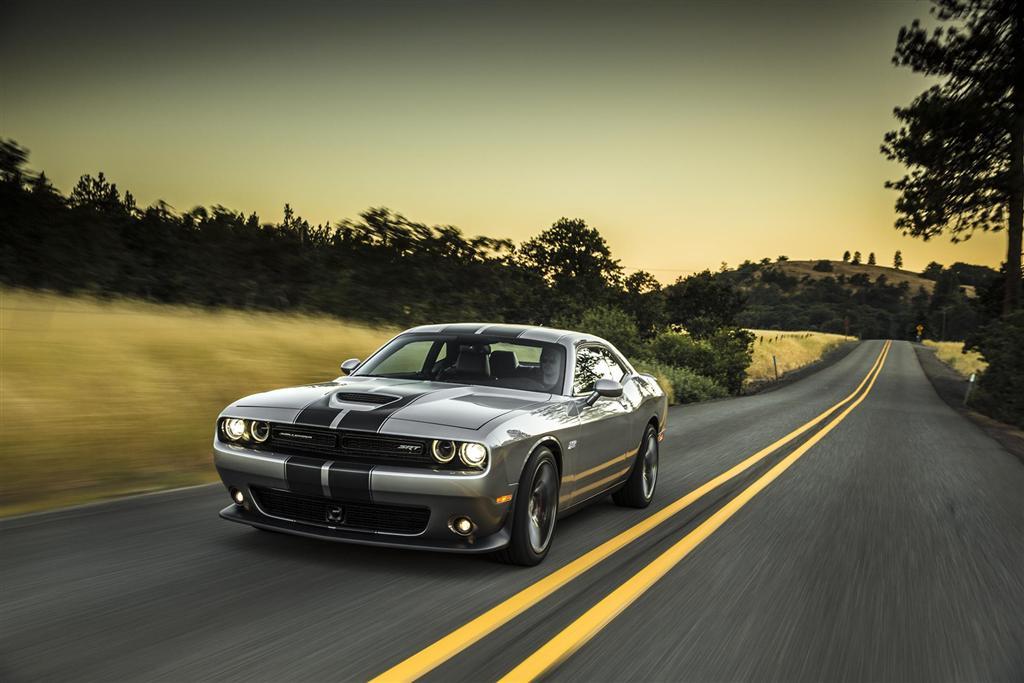 2015 Challenger >> 2015 Dodge Challenger SRT Image. Photo 95 of 96