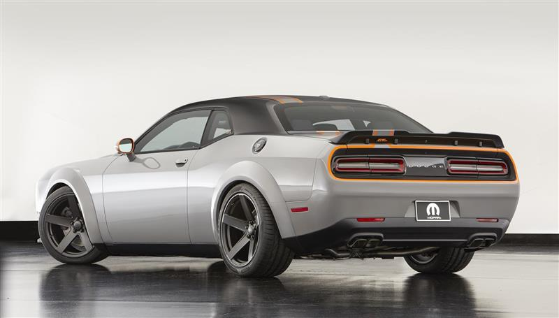 2015 Dodge Challenger GT AWD Concept