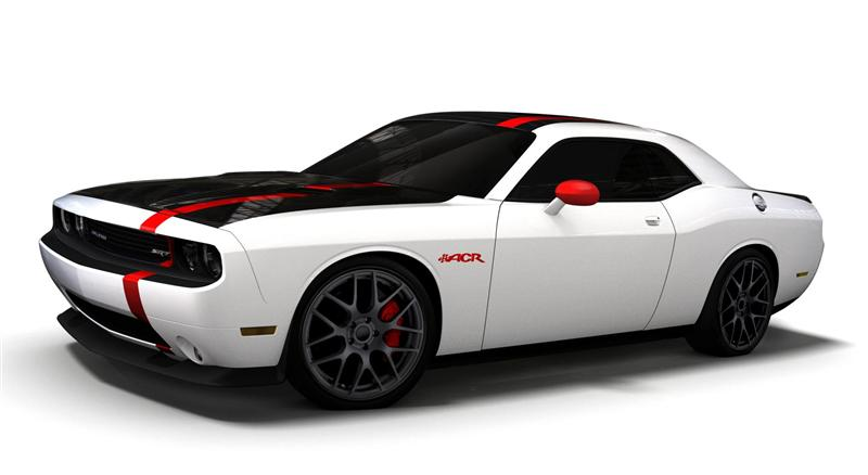 2012 Dodge Challenger SRT8 ACR pictures and wallpaper