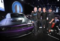 Dodge Challenger SRT8 Jeff Dunham Project Ultraviolet