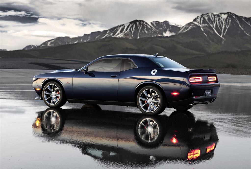 Auction Results and Sales Data for 2015 Dodge Challenger SRT Hellcat