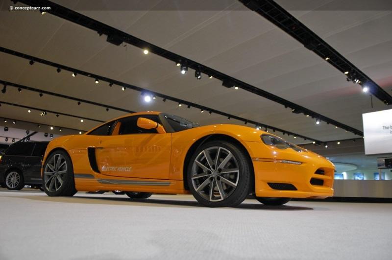 2009 Dodge Circuit EV Concept