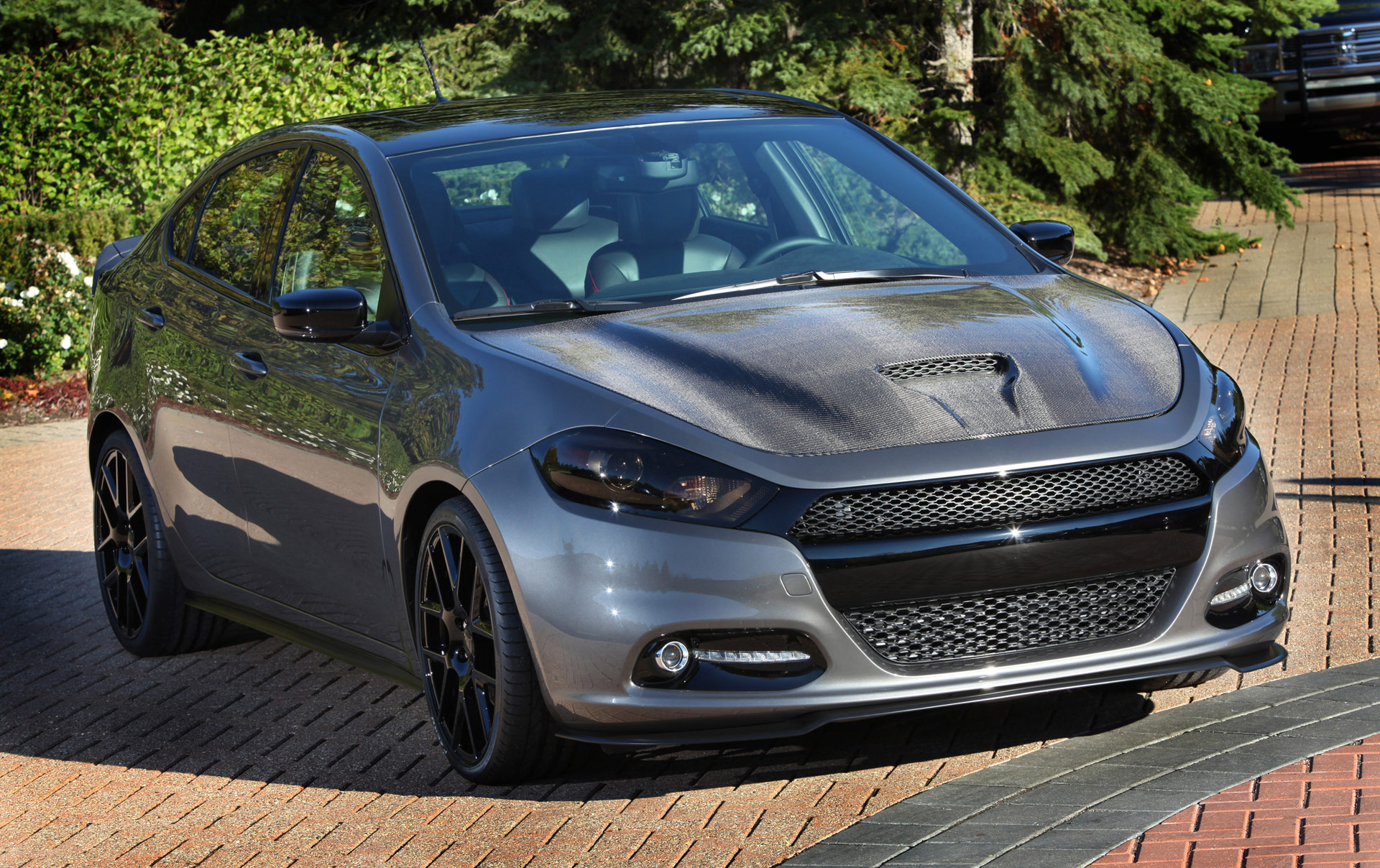 2013 Dodge Dart Carbon Fire News and Information