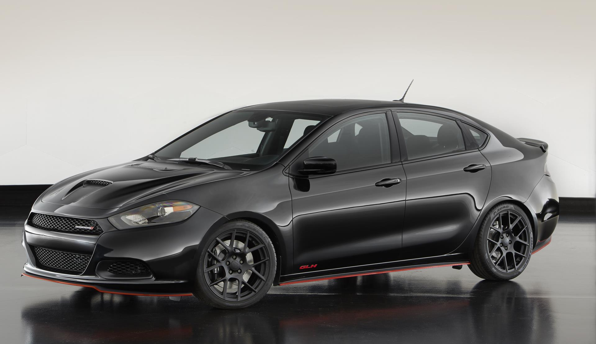 2015 Dodge Dart GLH Concept News and Information ...