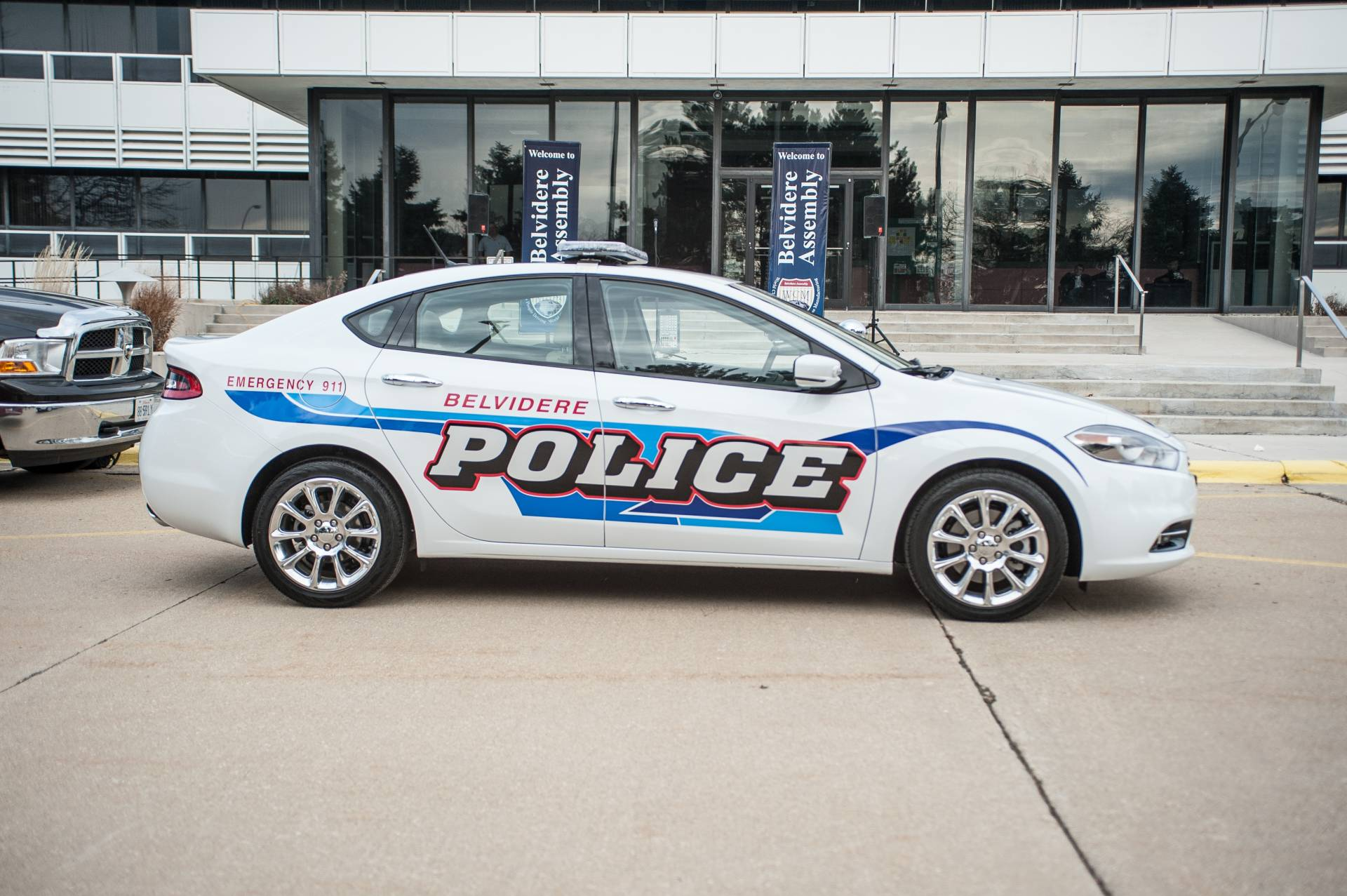 2013 Dodge Dart Police Car News And Information