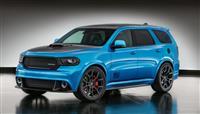 2016 Dodge Durango Shaker image.