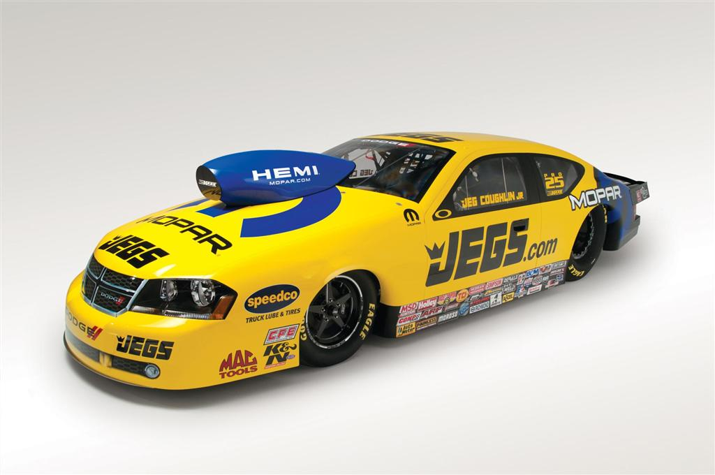 2012 dodge mopar jegs avenger image https www for Stock car a couture 2015
