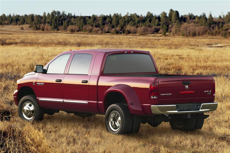 2009 Dodge Ram 2500/3500