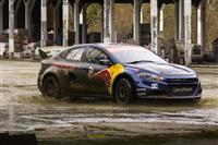 2013 Dodge Dart SRT Rallycross image.