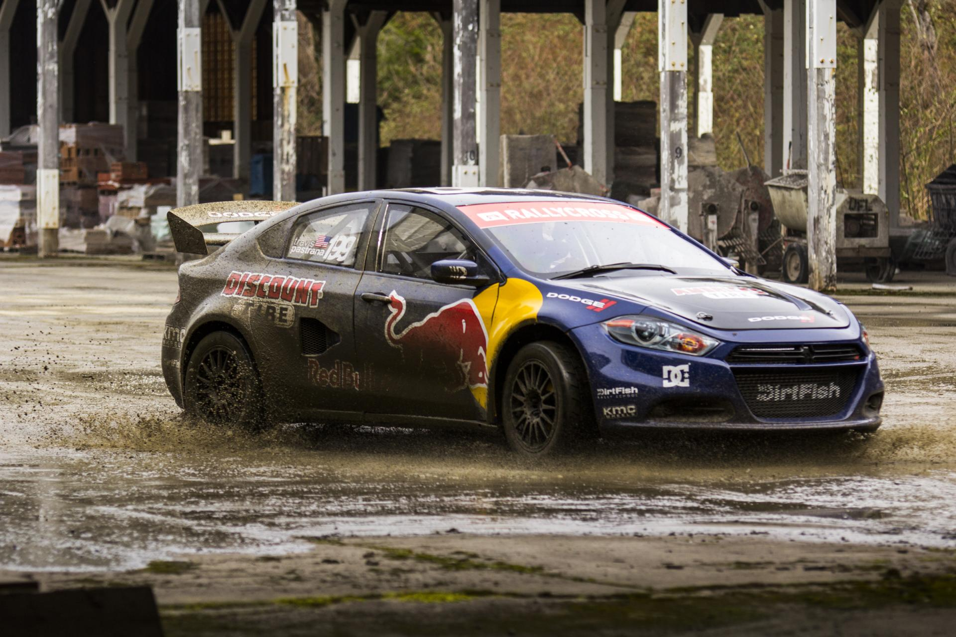 Dodge Dart Srt >> 2013 Dodge Dart Srt Rallycross News And Information Research And
