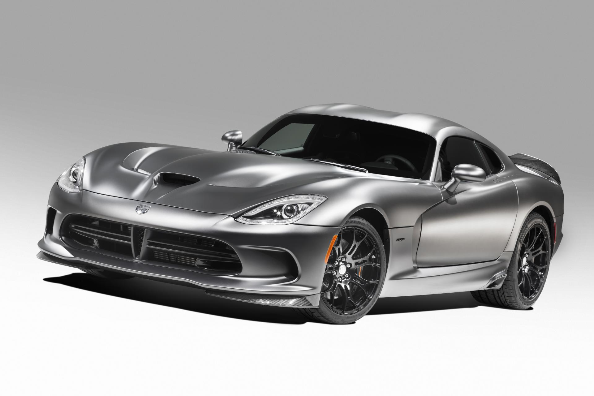 2014 Dodge Viper Srt Anodized Carbon Special Edition Gts