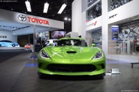 Dodge Viper SRT Stryker Green