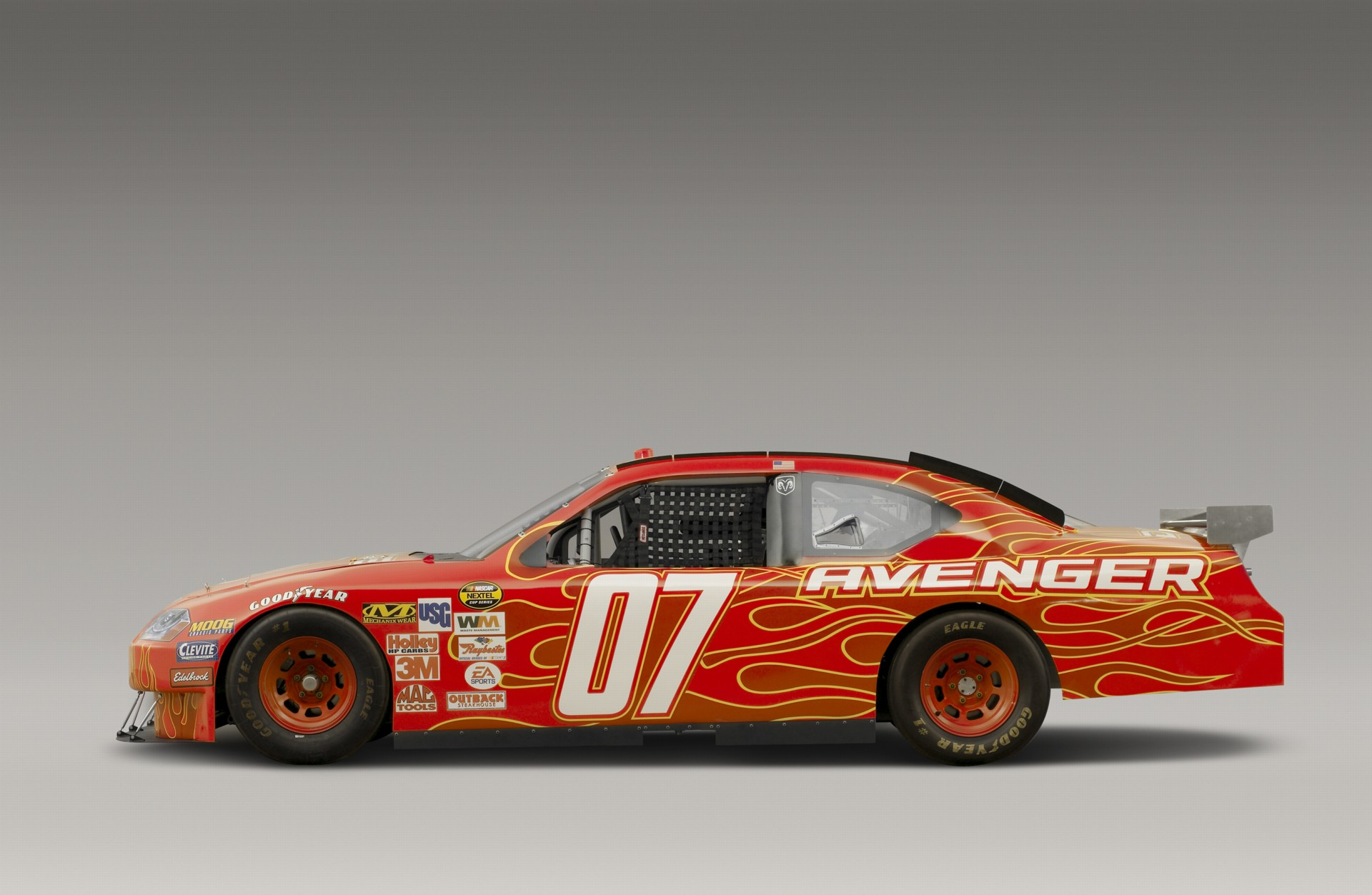 2007 Dodge Avenger NASCAR   conceptcarz.com