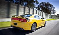 2012 Dodge Charger SRT8 Super Bee image.