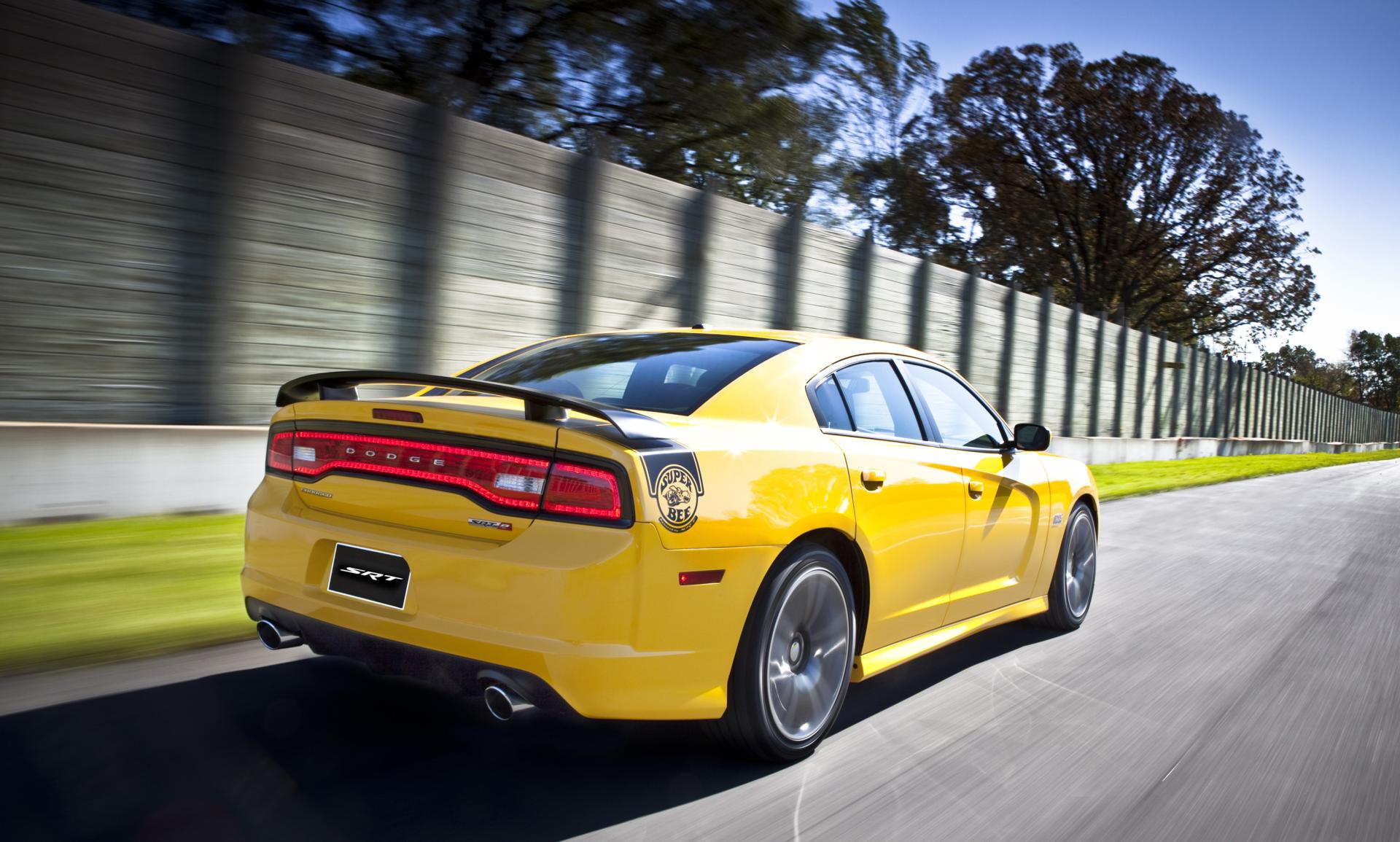 2012 Dodge Charger Srt8 Super Bee News And Information