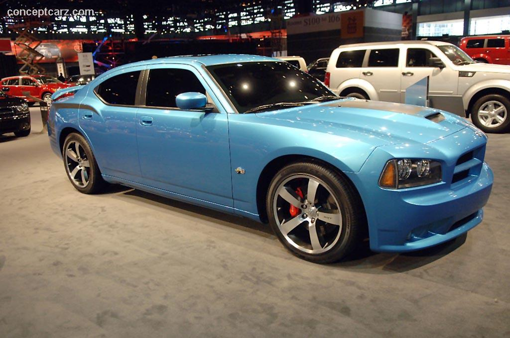 Auction Results And Sales Data For 2007 Dodge Charger Srt8