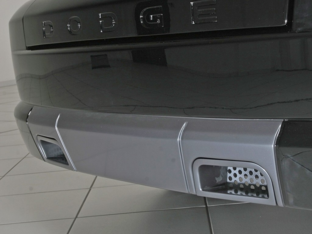 Dodge Nitro Interior Accessories