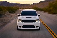 Popular 2018 Dodge Durango SRT Wallpaper