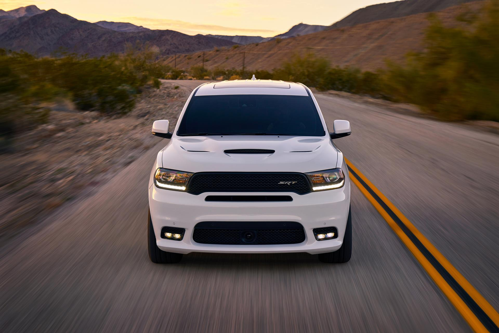 2018 dodge durango srt news and information for Newspaper wallpaper for sale