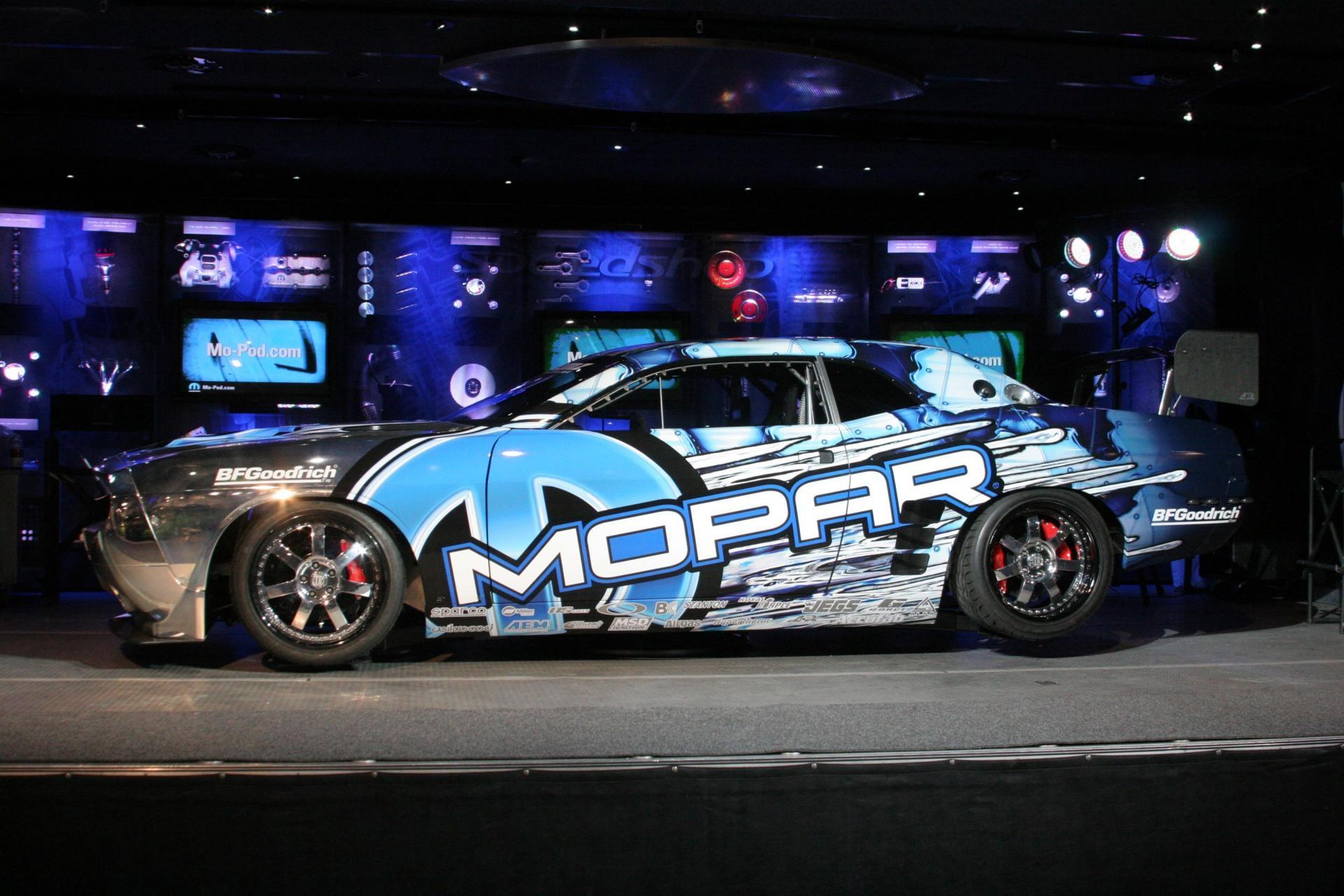 2008 Dodge Mopar Drift Challenger News And Information