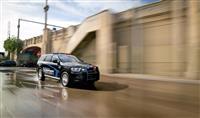 Dodge Durango Police Pursuit