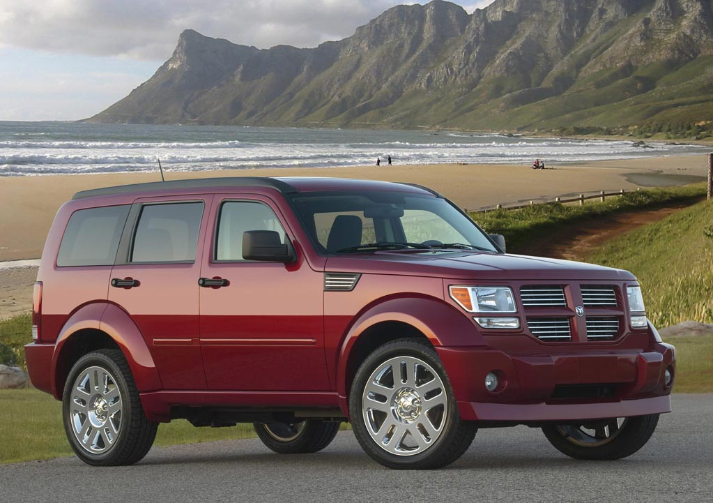 2007 Dodge Nitro Pictures History Value Research News