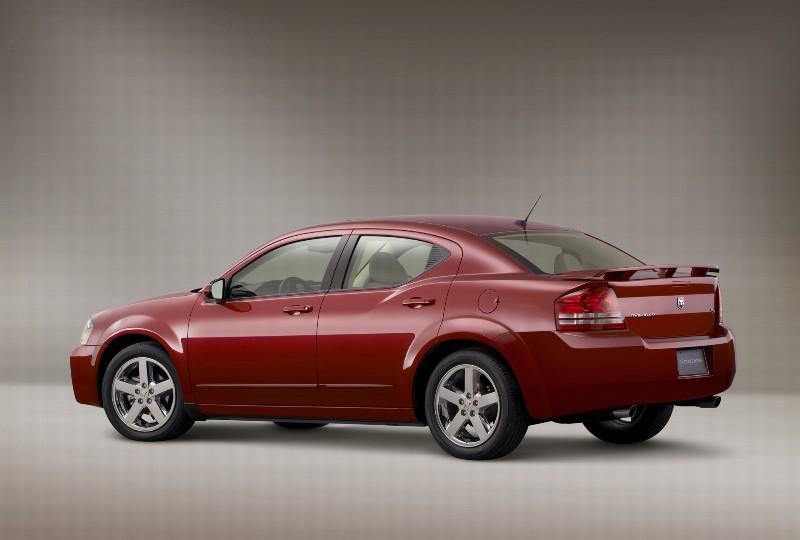 2008 Dodge Avenger News And Information Conceptcarz