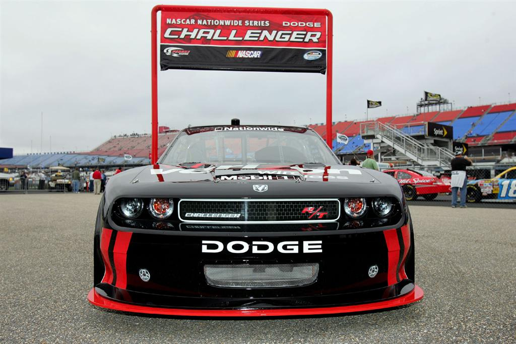 2010 Dodge Challenger Nascar Nationwide News And